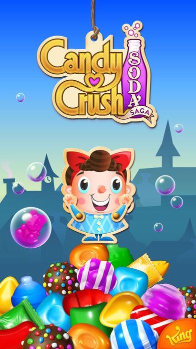 Empieza A Jugar Hoy A Candy Crush Soda Saga Http Apple Co 2q5ny7l Candy Crush Soda Saga Soda Saga Candy Crush Saga
