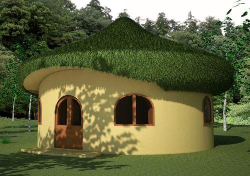 Hobbit House Hobbit House Natural Building Round House