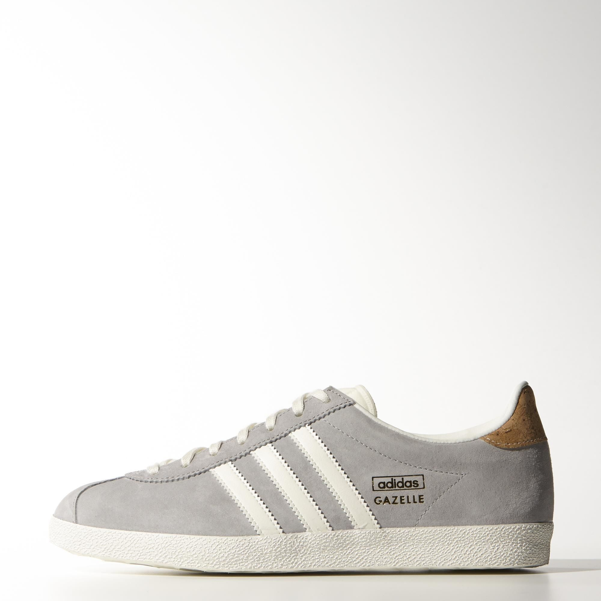 Adidas Originals Mens Gazelle II Retro Trainers Mustard Yellow