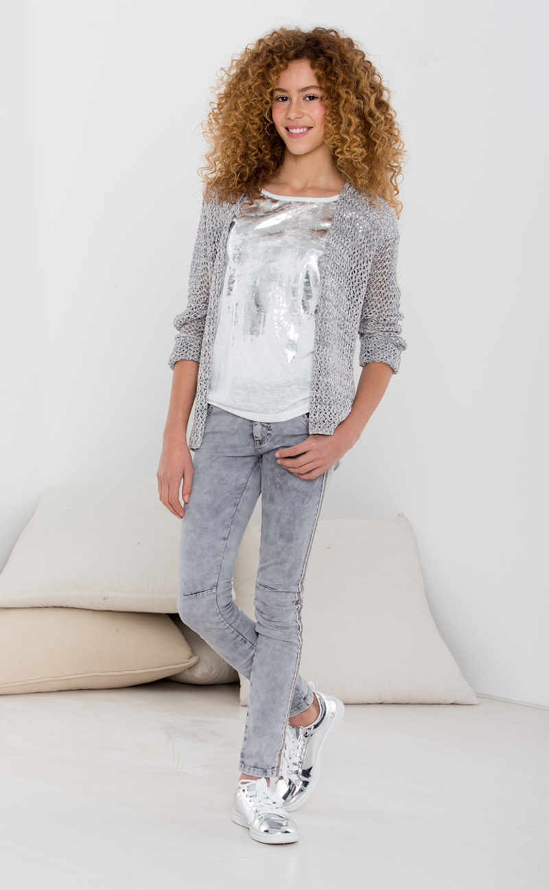 moda joven chica
