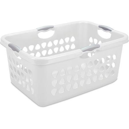 Sterilite 2 Bushel 71 L Ultra Laundry Basket White Walmart