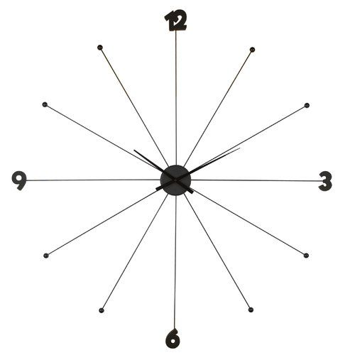 Kare Design Oversized Like Umbrella 100cm Wall Clock Unusual Clocks Best Wall Clocks Clock