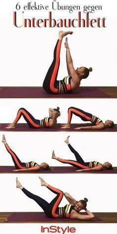 Flacher Bauch: Diese sechs Fitnessübungen bringen richtig viel #fitness #sport