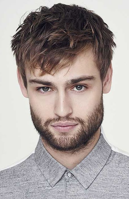 Men Hairstyles 2019 Fringe