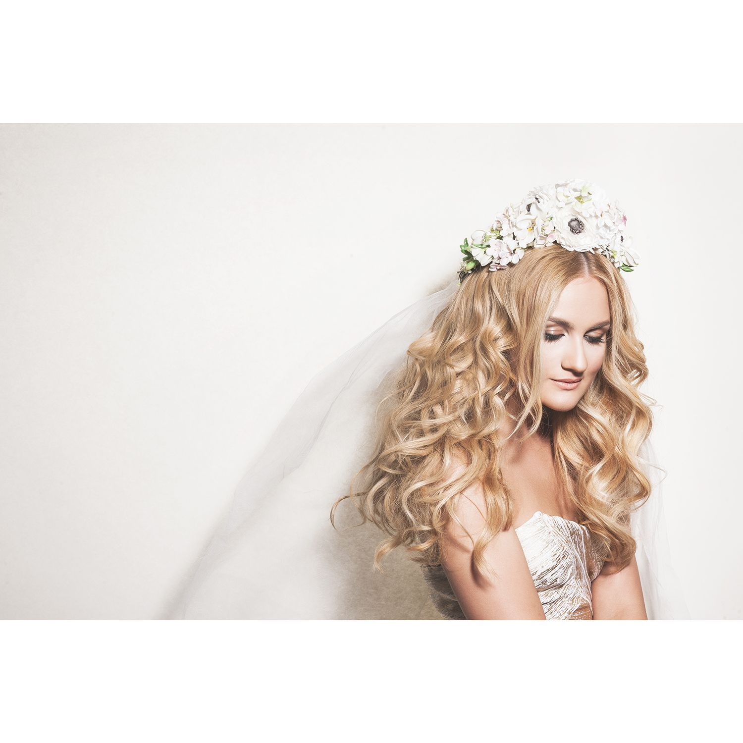 Absolutely beautiful full bouncy curls perfect for an angelic and ...