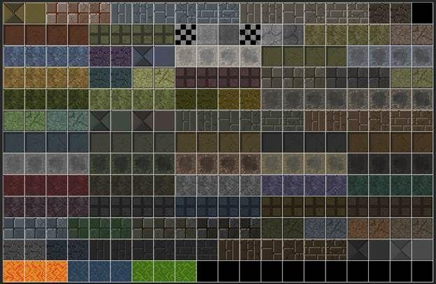 Free game art tile crusader jessefreeman jesse for Floor game maker