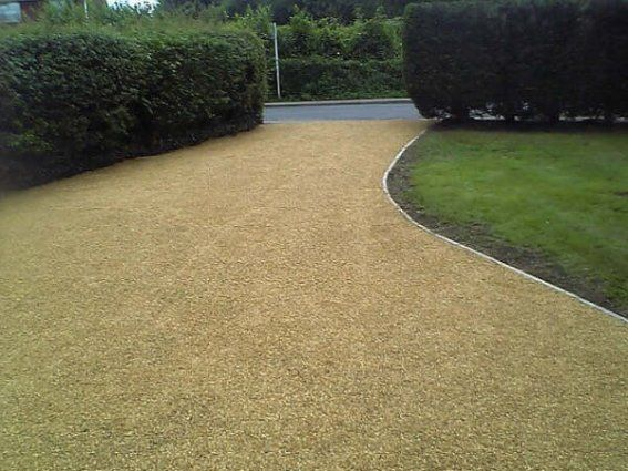 Chip And Tar Driveways Diy Driveway Tar And Chip Driveway Driveway Ideas Cheap