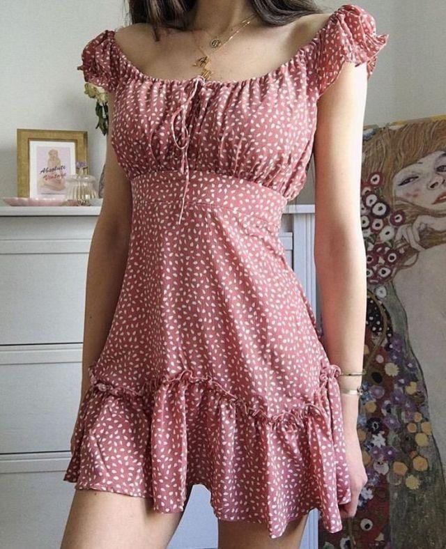 Photo of – Caroline Ich habe jemanden mit diesem Kleid gesehen und es hat mir sehr gut gefallen! Ich l…