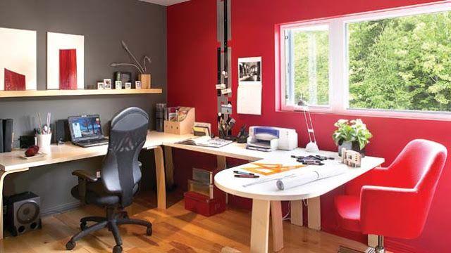 Déco et aménagement d un bureau à la maison déco maison et