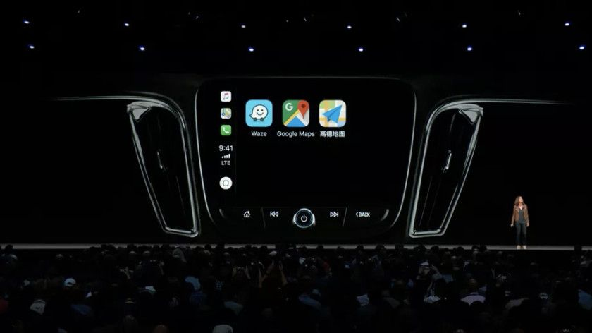 Apple CarPlay finally opens up to Google Maps and Waze for