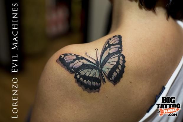 Pin By Kim Best On My Style Realistic Butterfly Tattoo Tattoos Wrist Bracelet Tattoo