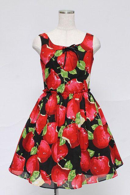 MILK / Apple Poison Dress   Closet Child Online Shop