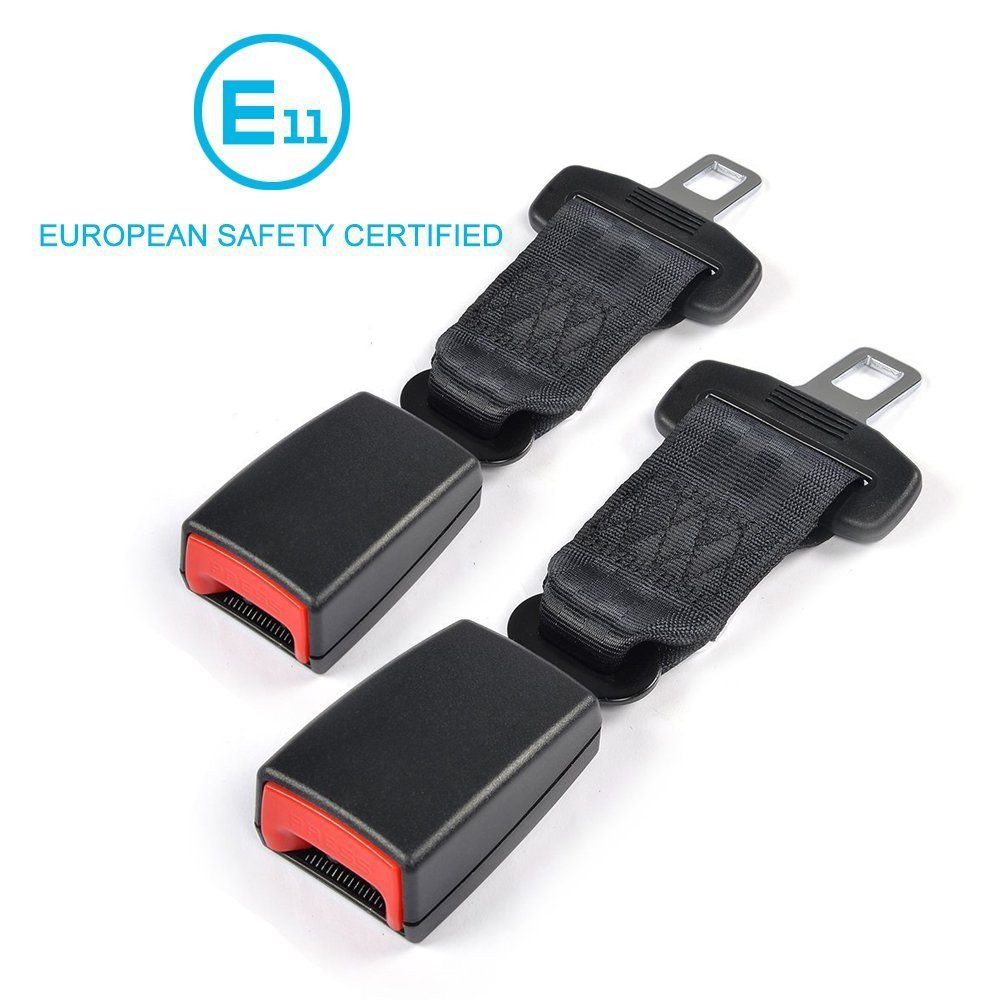 Car Seat Belt ExtenderE11 Safety Certified MCARCAR KIT 945 Inch Type A Rigid