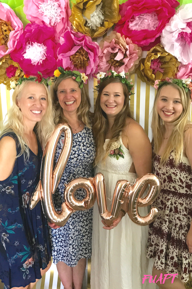 How to Throw a Fun Filled Bridal Shower | Garden bridal ...