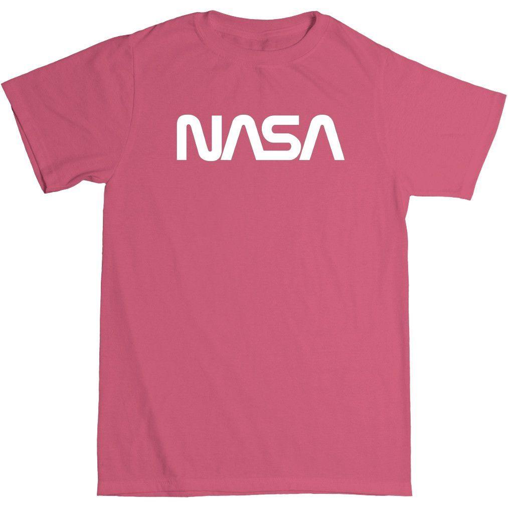NASA Vintage Worm Logo Toddler 100 Cotton TShirt T