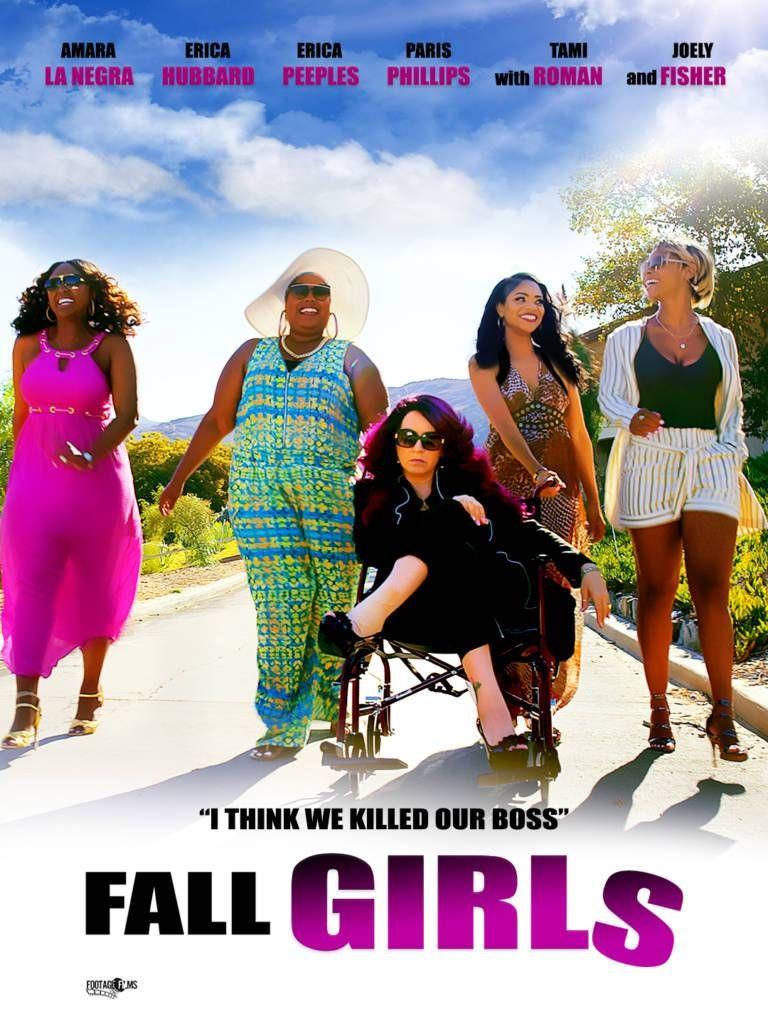 1st Trailer For Bet Original Movie Fall Girls Starring Amara La Negra Tami Roman Vanndigital Girl Falling Girl Movies Movies