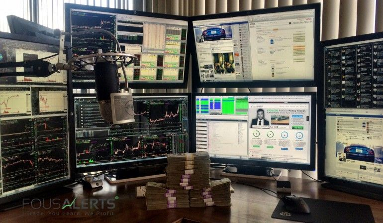 Ultimate Day Trading Setup 4k Monitors Are Coming Lenovo Dell