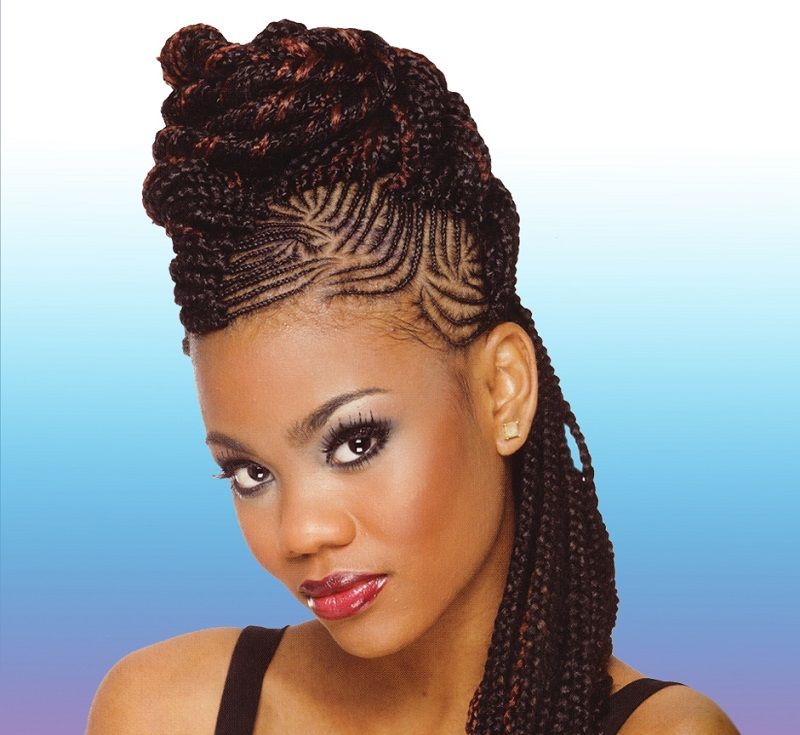 20 Latest African Hairstyles Pictures 2017 Sheideas African Hairstyles Latest African Hairstyles Hair Pictures