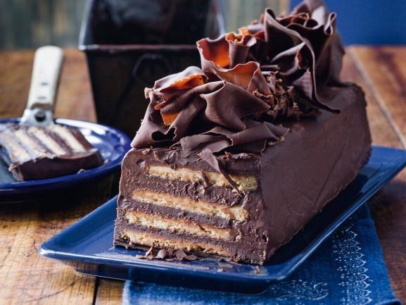 Kalter Hund - der Geburtstagsklassiker Kuchen, Birthday cakes and Cake