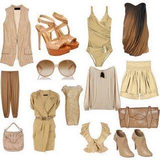 Nude: Color muy pálido que se asemeja al color de la piel.