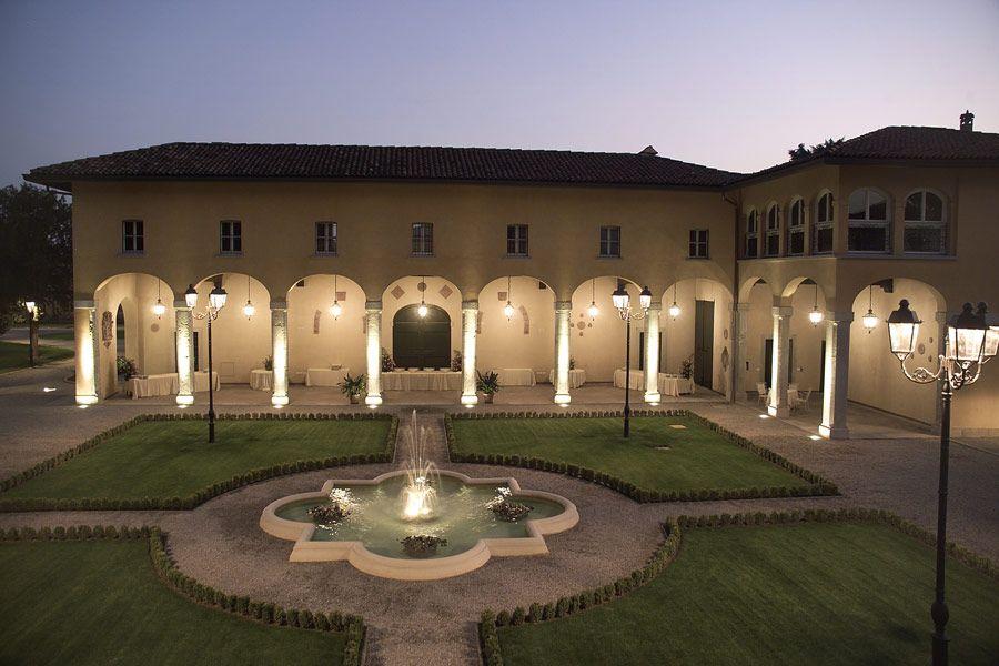 Villa Cavenago: ambienti suggestivi per il tuo giorno ...