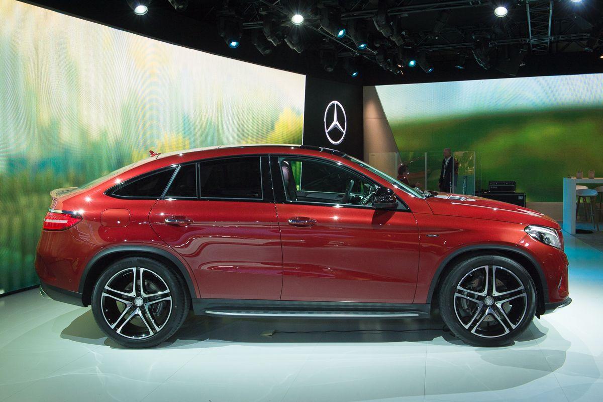 2015 Mercedes-Benz GLE 450 AMG Coupé (C292)