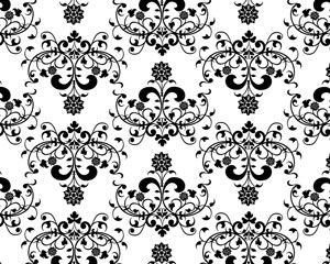 Black and white floral background backgrounds pinterest black and white floral background mightylinksfo
