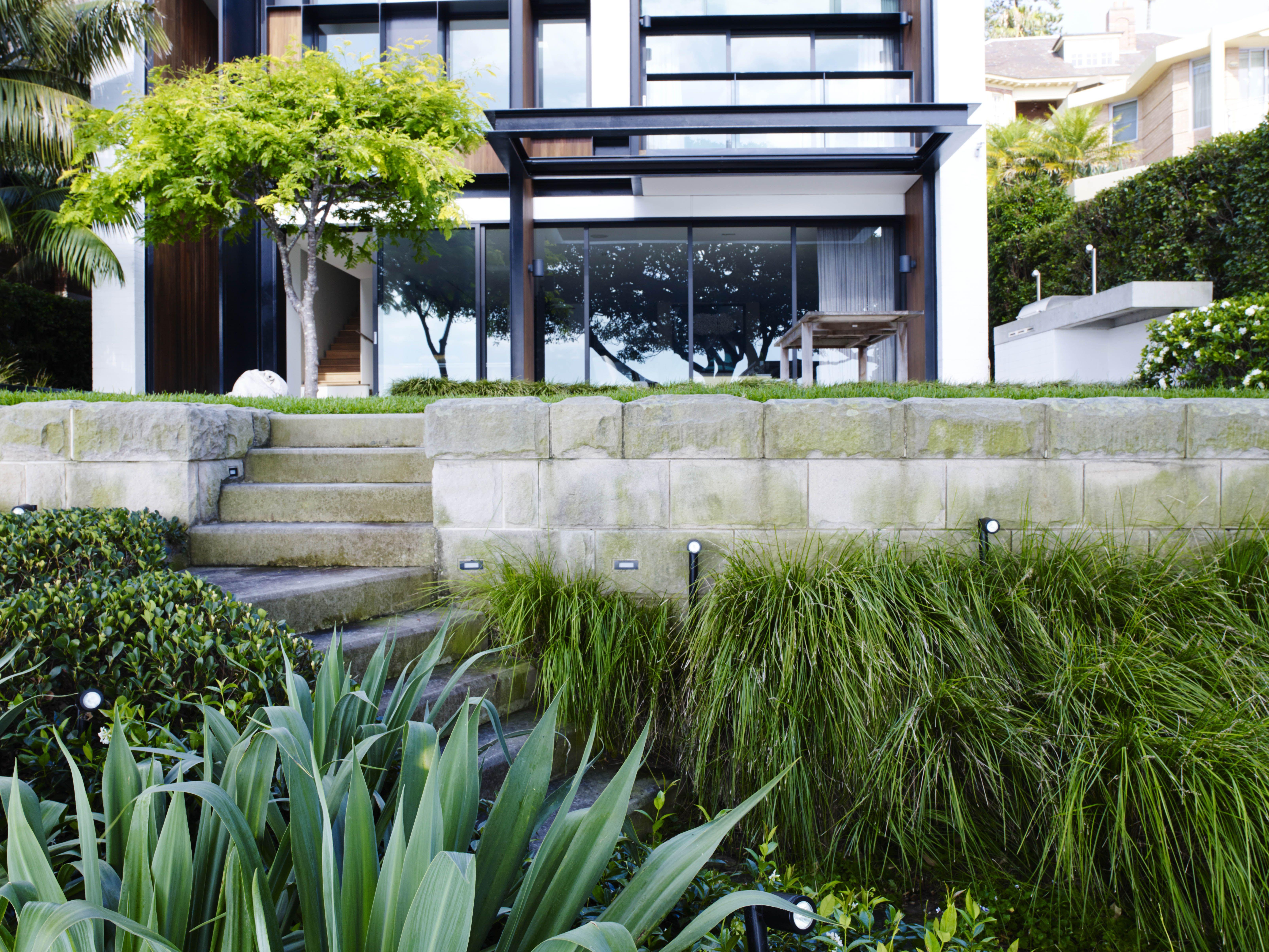 William danger landscape gardener Australian garden