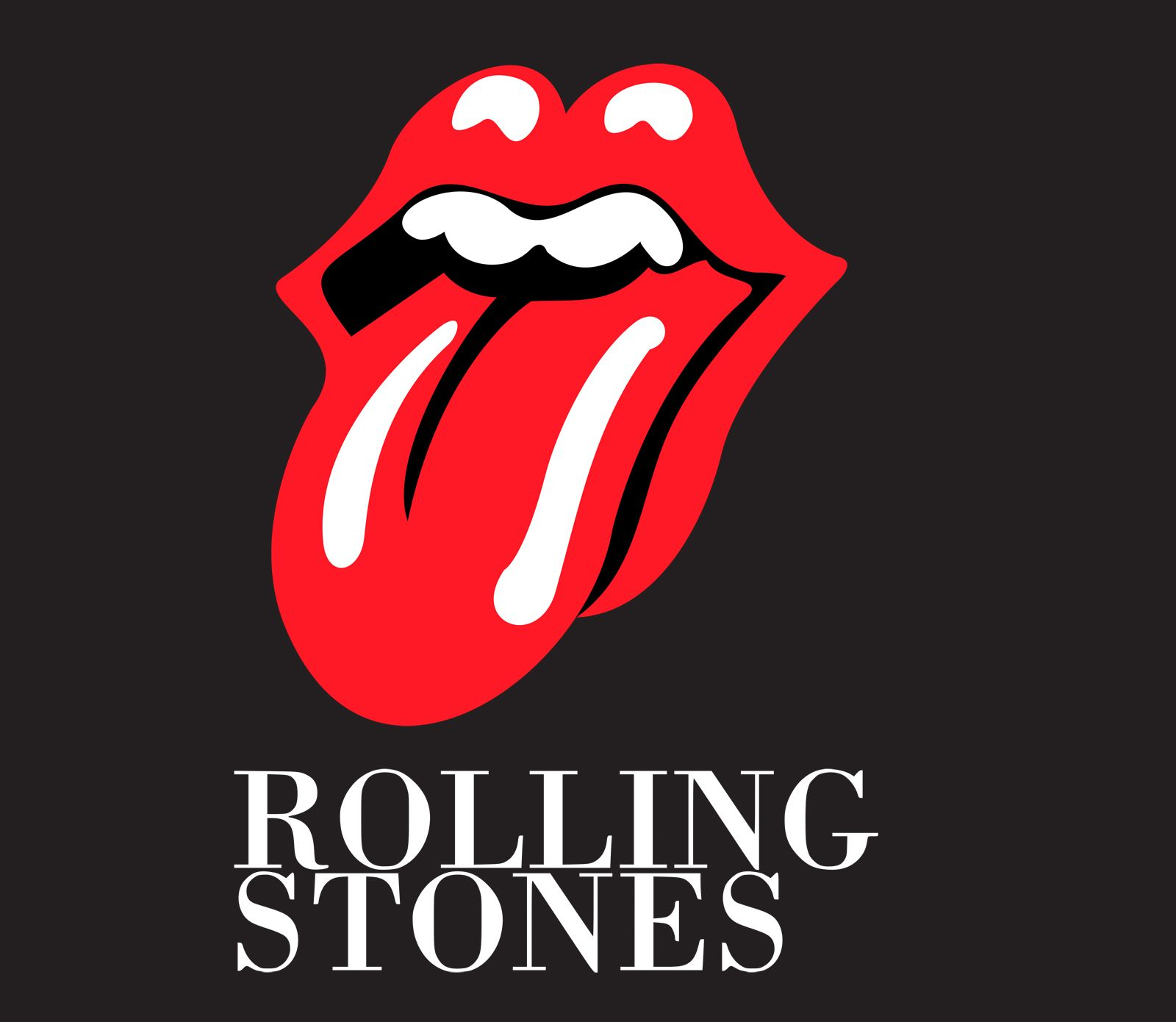 Rolling Stones Tongue Logo