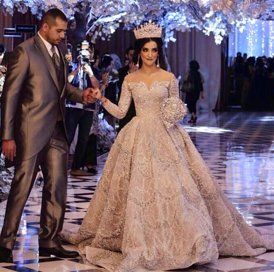A wedding ceremony for the grandson of the Amir of Kuwait