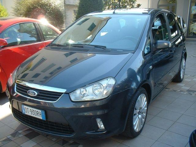 Ford C Max 1 6 Tdci Titanium Uniproprietario A 9 500 Euro