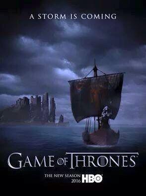 Game of Thrones season six ad