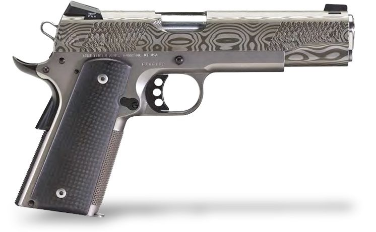 Sexy - Christensen Arms 1911 Titium Standard Government .45 ACP Pistol Find our speedloader now!  http://www.amazon.com/shops/raeind