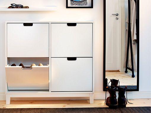 el zapatero ikea un mueble imprescindible para mantener