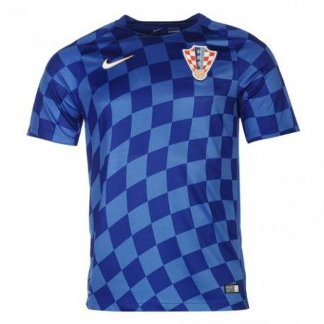 e42a2ef6dca35 Camiseta Nueva del Croacia Away 2016