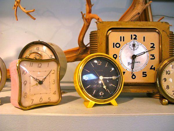 Cardinal Brand Double Bell Wind Up Alarm Clock Alarm Clock