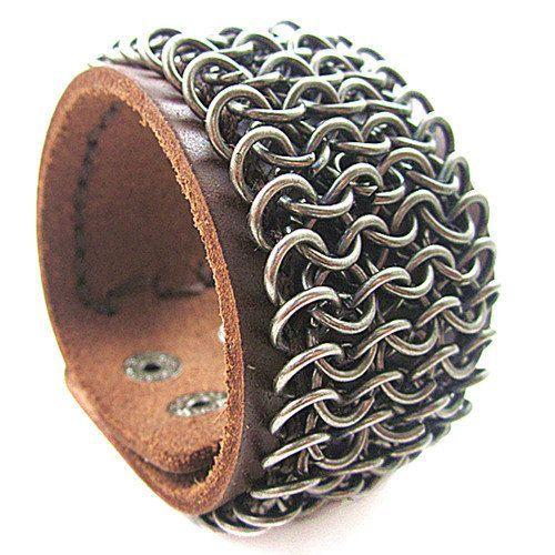 Jewelry bangle leather bracelet buckle by braceletbanglecase 900