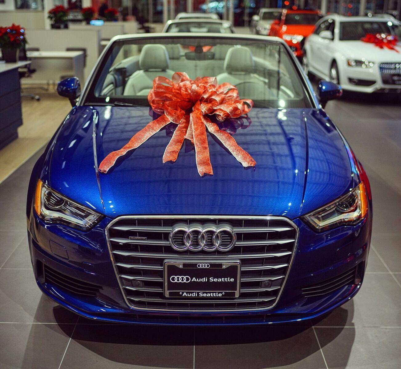 Scuba Blue A3 Audi Seattle U District Seattle Wa Audiseattle Com Audi Dealership Audi Audi Cars