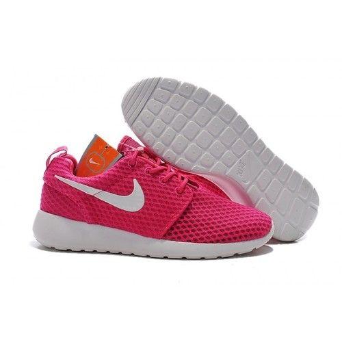Nike Roshe Run Grey White 2015 Womens Mens Best Seller