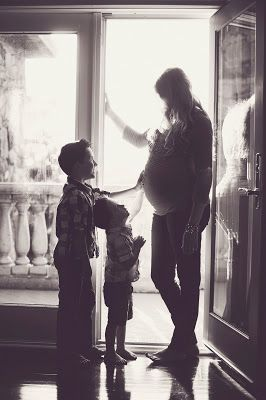 Maternity photo shoot. It's a wonderful life!