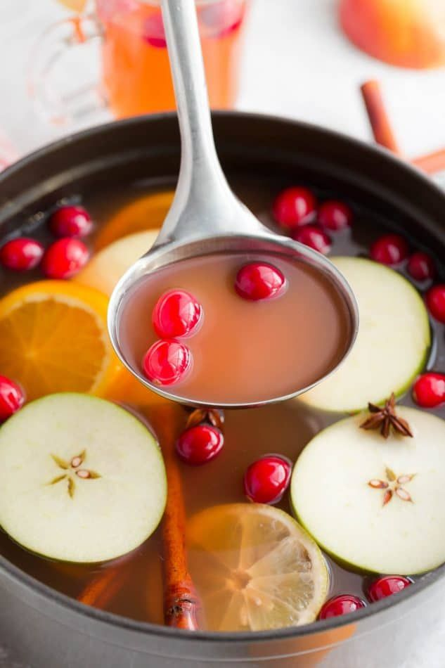 This Easy Homemade Apple Cider Recipe is the perfect easy
