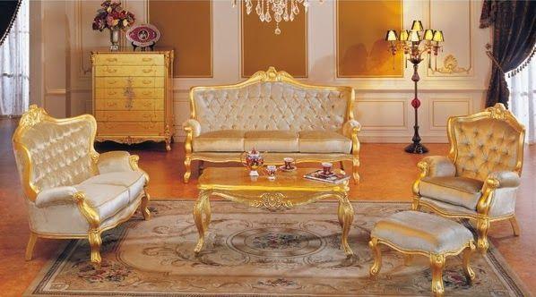 Décoration salon royal thème ~ Décoration Salon / Décor de Salon ...