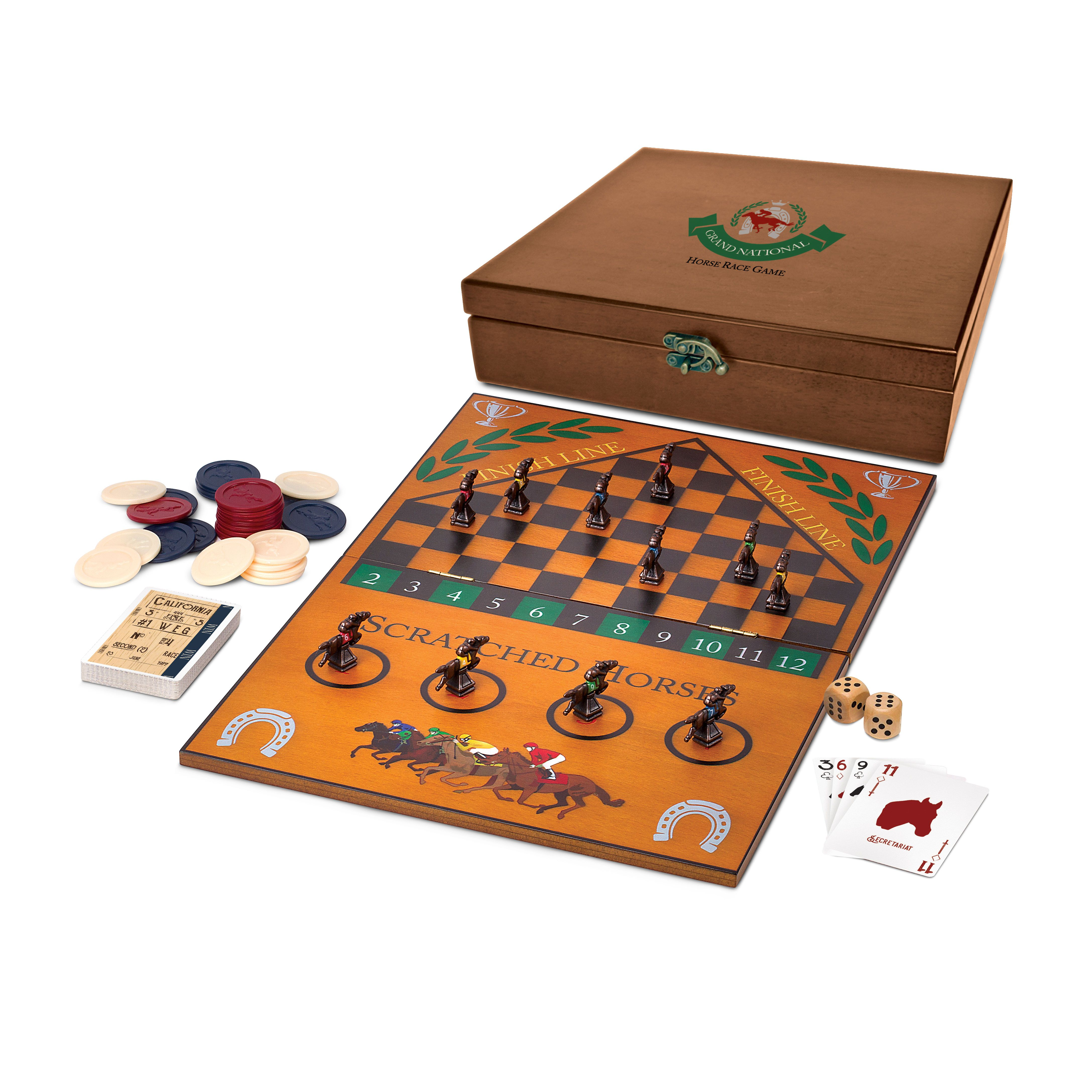 Grand national horse race game in 2021 horse race game