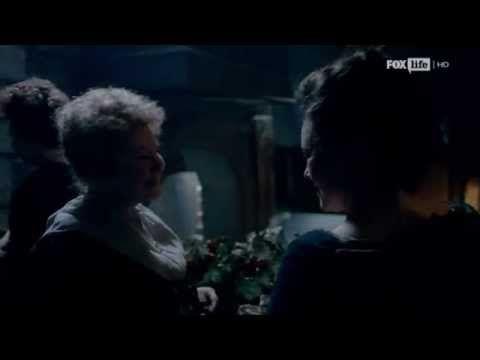 Outlander - La serie di Diana Gabaldon: Diana Gabaldon,il cameo in italiano