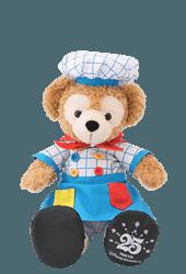 """Je choisis votre costume préféré!   """"Duffy"""" L'Ours Disney   Tokyo Disney Sea"""