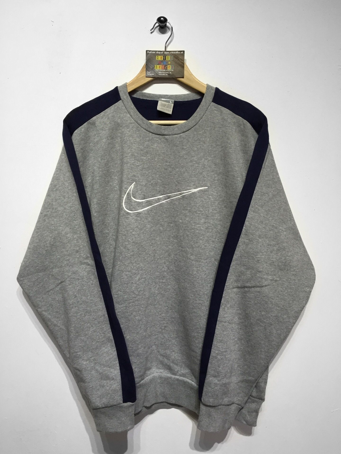 Nike sweatshirt Size Large(but fits oversized) £34 Website