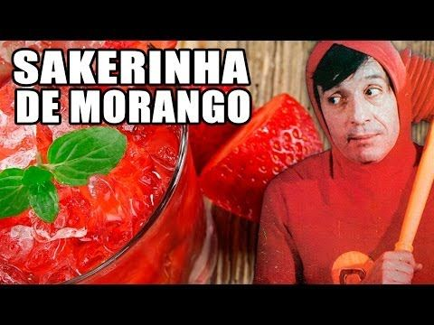 Sakerinha de Morango Chapolin Colorado - YouTube