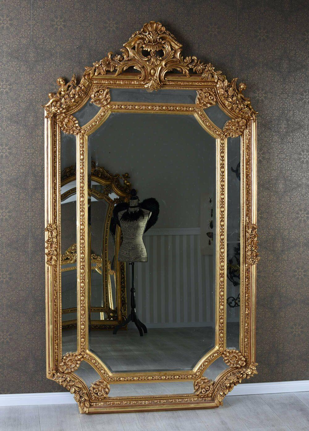 Mobel Im Vintage Stil Wohnaccessoires Im Shabby Chic Wohnwelten Barock Spiegel Barocker Spiegel Ankleidespiegel