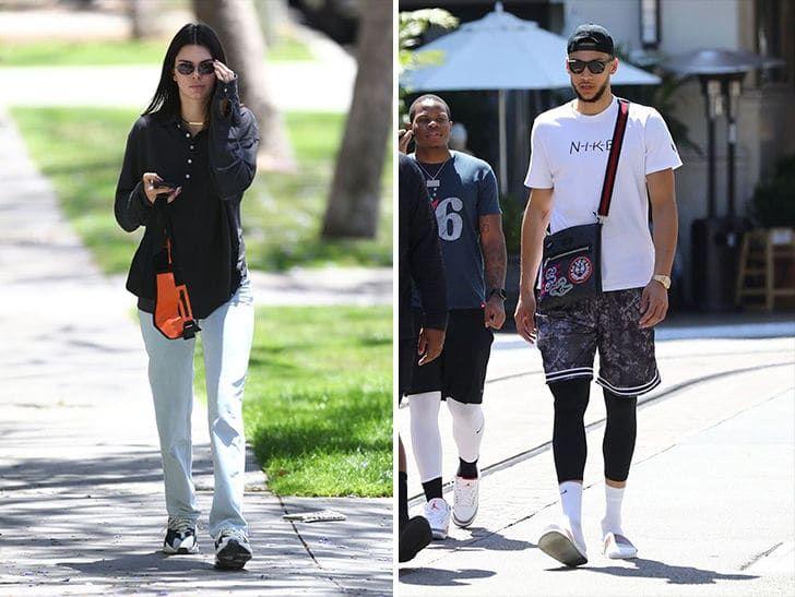 Kendall Jenner dating lista