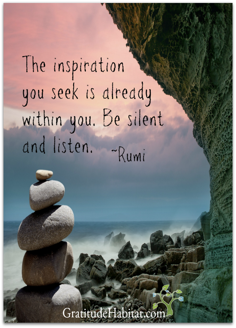 Cast Your Cares Upon Him | My Spa | Rumi quotes, Inspiring quotes